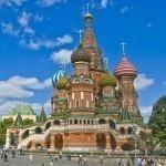 Туристическая Москва