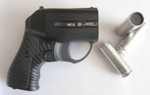 оса-пистолет