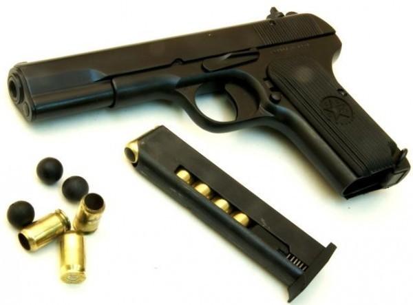 пистолет «Лидер»-1