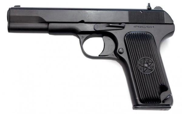 пистолет «Лидер»