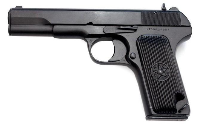 Пистолет «Лидер» является