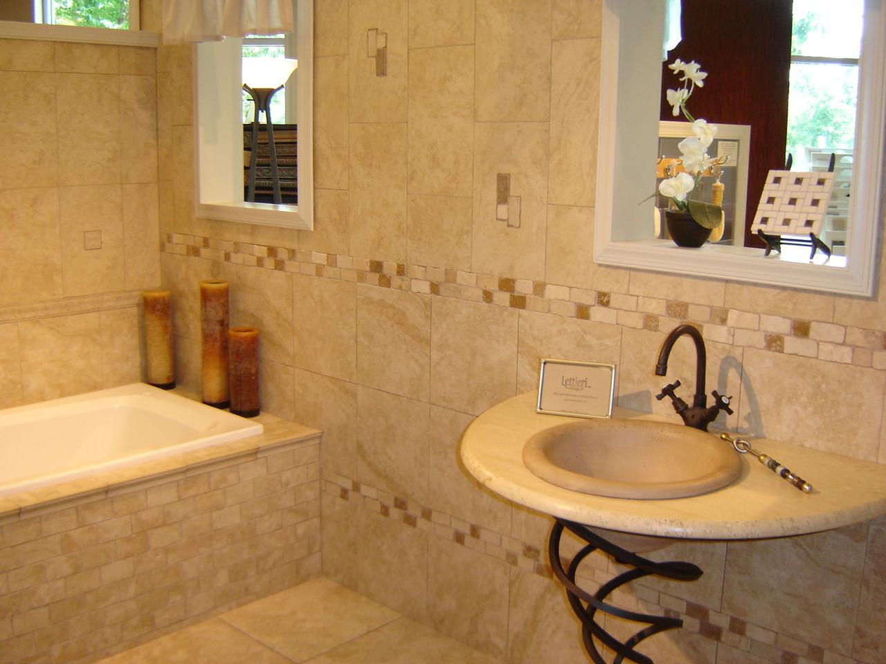 Ванная комната кафель дизайн фото