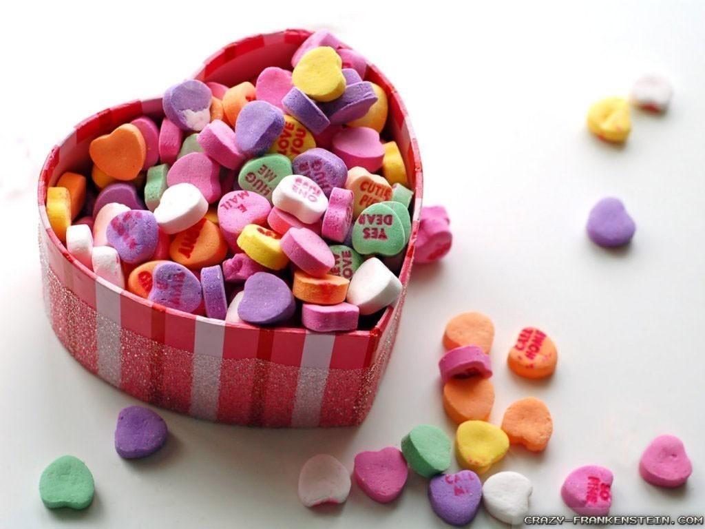 Сувениры на день святого валентина
