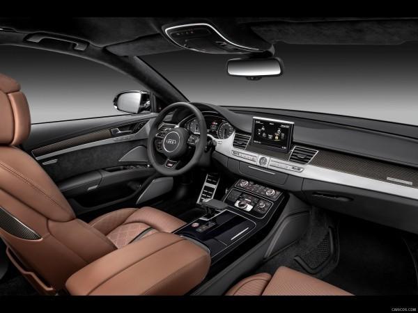 салон Audi S8