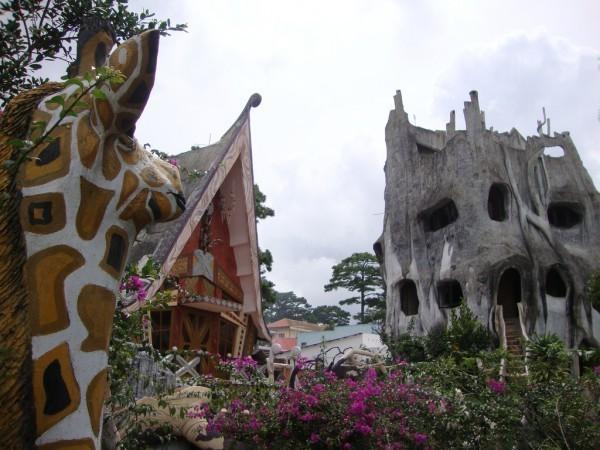 """""""Сумасшедший дом"""", Вьетнам"""
