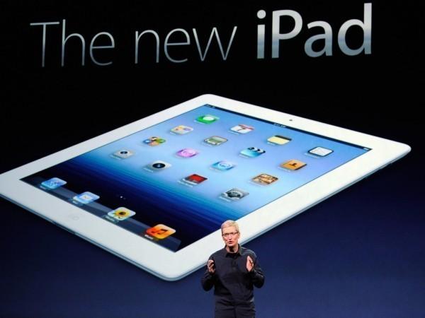 12-дюймовый планшет apple