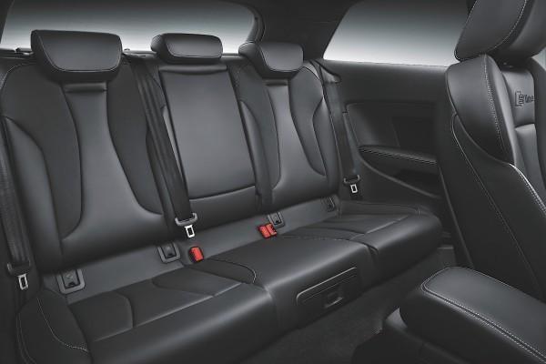 Audi A3 mit S line Sportpaket/Innenraum