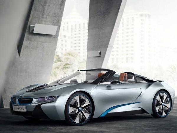 BMW i8 Spyder Concept-1