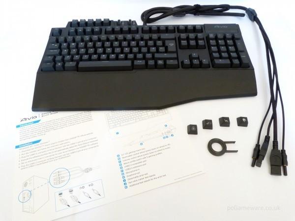 Gigabyte-Aivia-Osmium-клавиатура