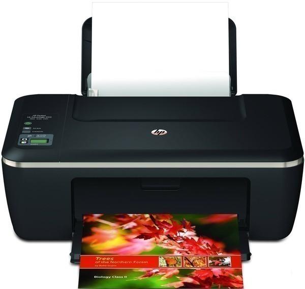 HP Deskjet Ink Advantage 2515 All-in-One