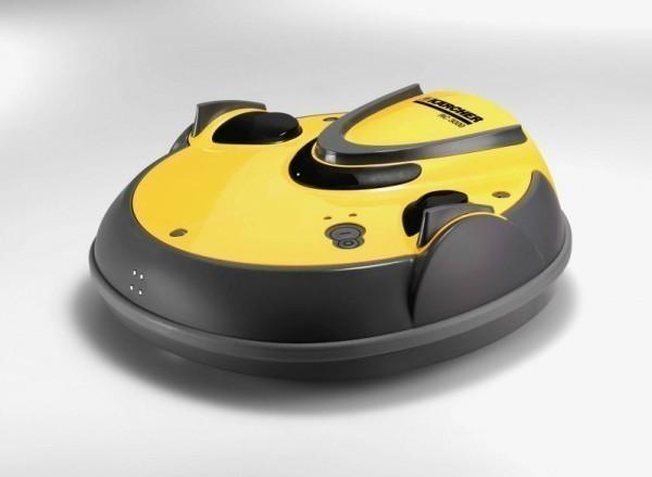 Karcher робот пылесос