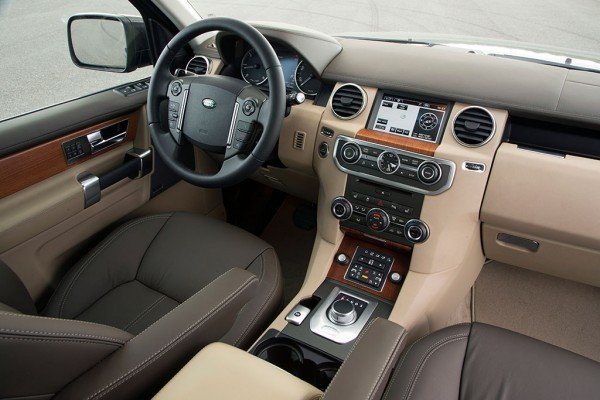 Land Rover Discovery 4-1