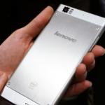 Обзор телефонов Lenovo