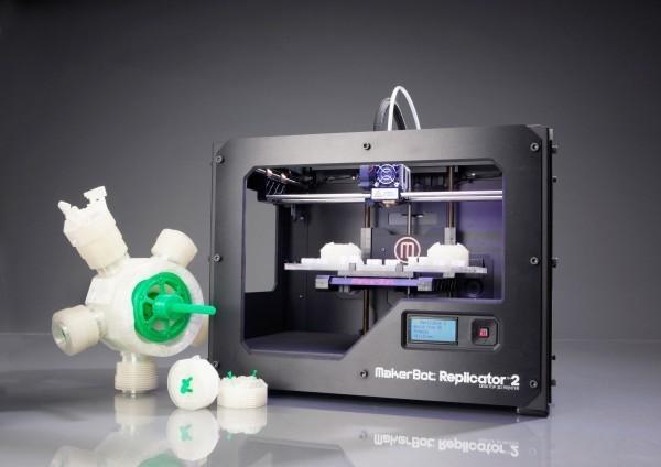 Makerbot принтер