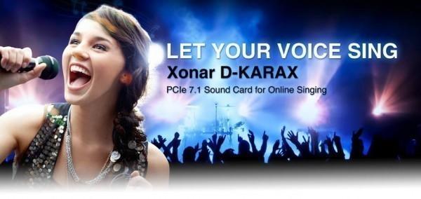 Xonar D-KARAX-1