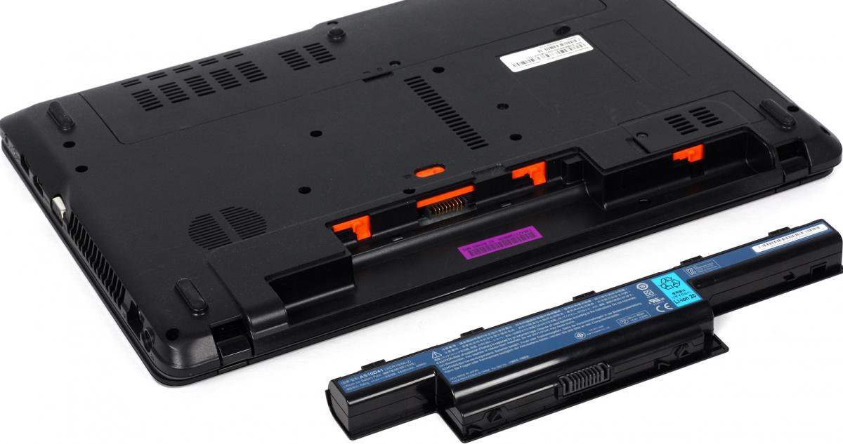 Почему не заряжается полностью батарея на ноутбуке