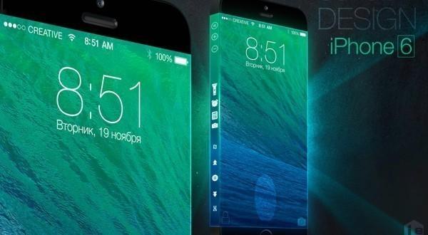 iphone-6 дисплей