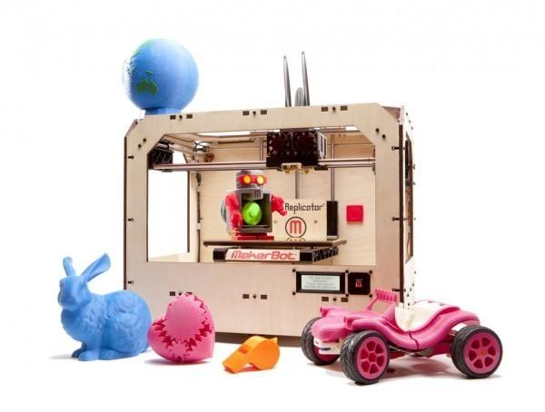 makerbot-3д-принтер