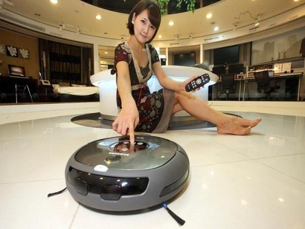 samsung-робот пылесос