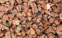 Области применения гранитного щебня