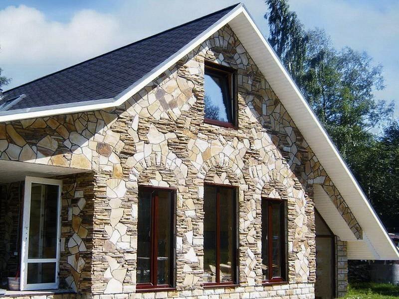 Облицовочный материал для фасада по выгодной стоимости в