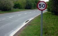Дорожный знак или новый асфальт