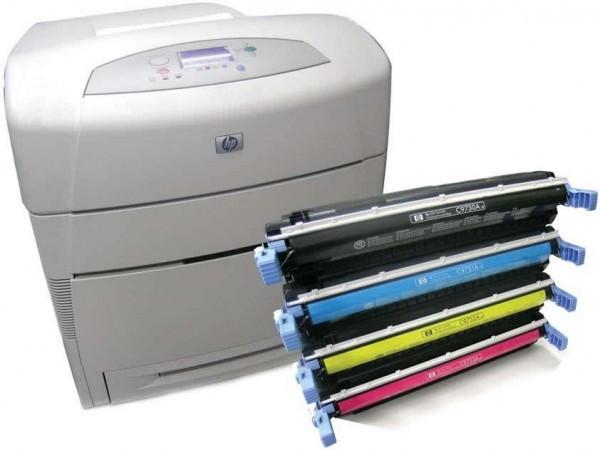 заправка лазерных принтеров