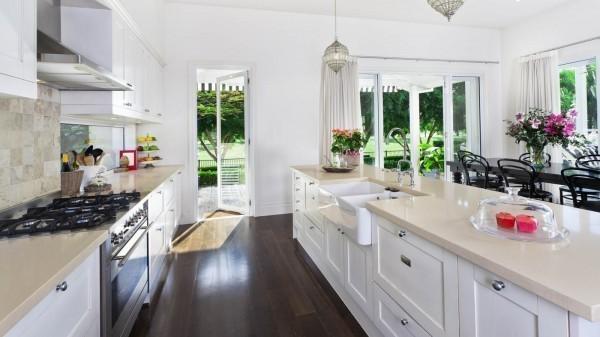 кухни зоны