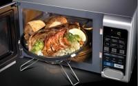 Микроволновая печь для тех, кто ценит время