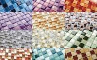 Стеклянная мозаика: разновидности и свойства