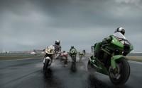Особенности езды на мотоцикле в плохую погоду