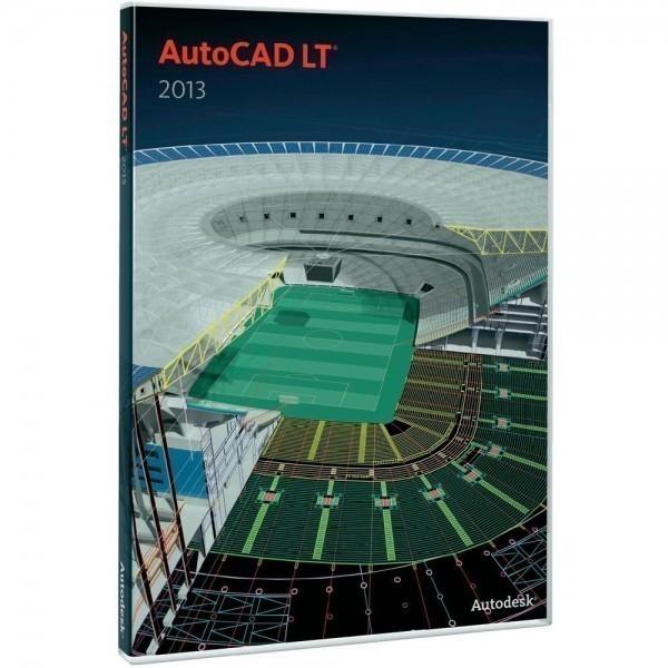 программы Autocad LT