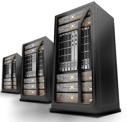 Выделенный сервер хостинга