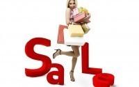 Новогодние распродажи в Lamoda