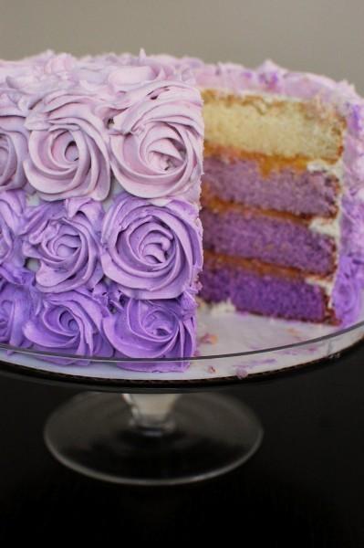 Картинки тортов с кремовыми цветами