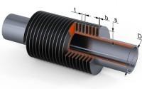 Производство оребренных труб для теплообменников