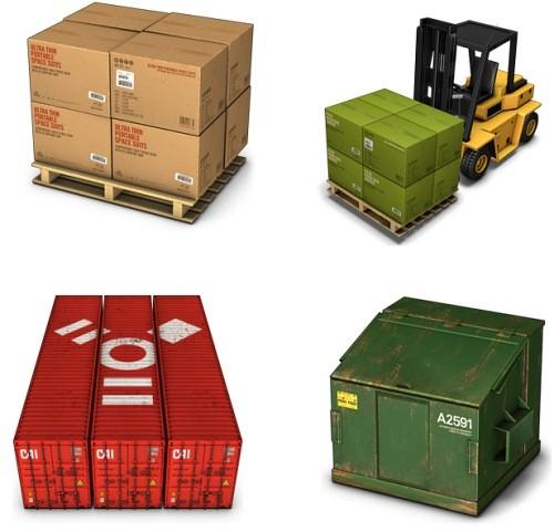 упаковка-контейнер