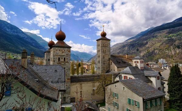 швейцария-отдых
