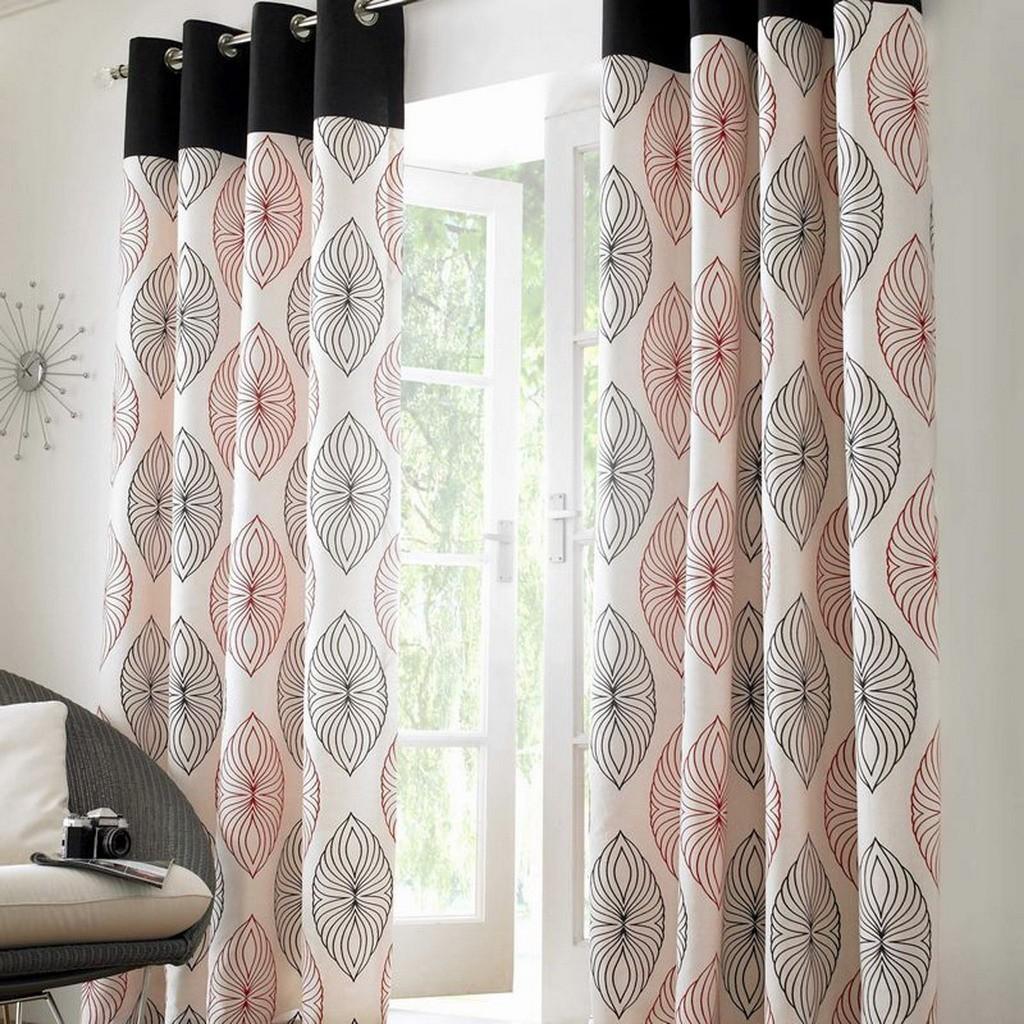 Австрийские шторы имеют необычный вид