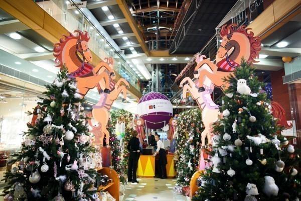 Рождественская ярмарка в Dream House