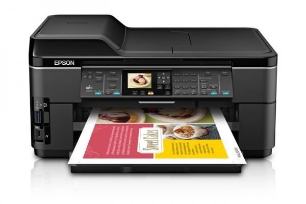Epson WorkForce WF-7510