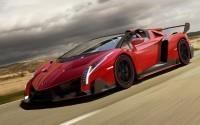 Lamborghini Veneno Roadster - итальянцы продолжают праздновать
