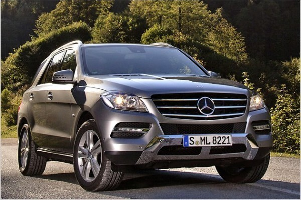 Mercedes-Benz-ML-500
