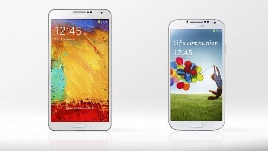Samsung Galaxy S4 и Note III