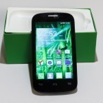 МегаФон Optima - обзор бюджетного смартфона