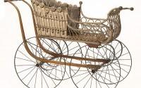 Детские коляски: от возникновения до наших дней