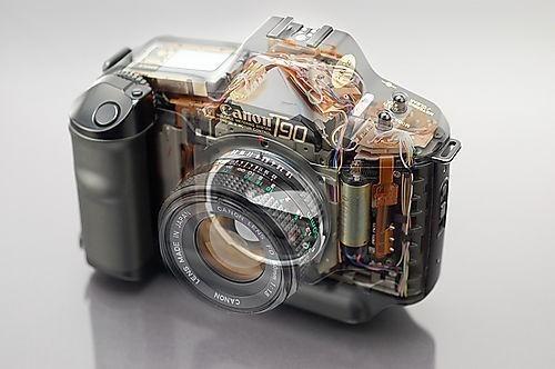 ремонт фотокамеры