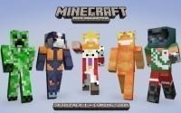 Моды и скины для Minecraft