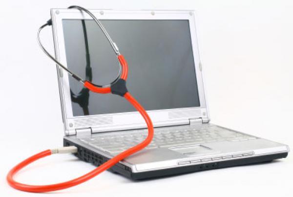 исправление проблем с ноутбуками: