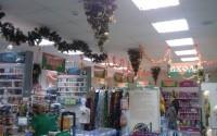 Новогоднее украшение магазинов